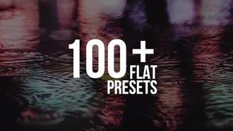 Flat Presets: Premiere Pro Templates