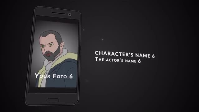 Smartphone Epic Titles: After Effects Templates