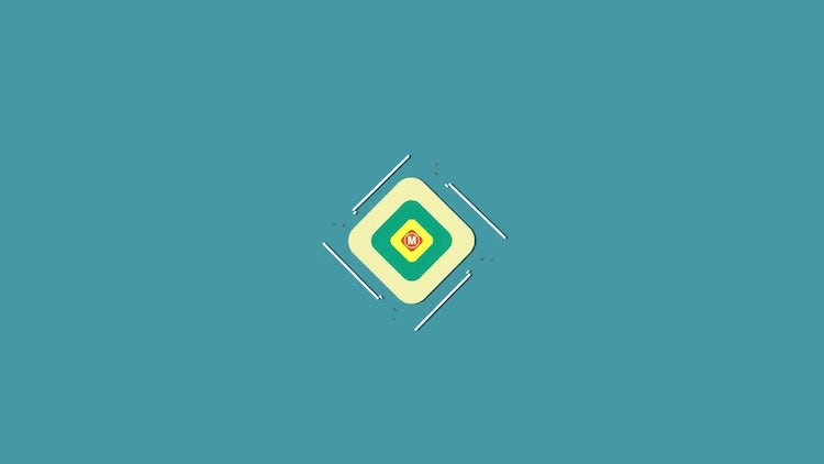 Short Minimal Logo: After Effects Templates