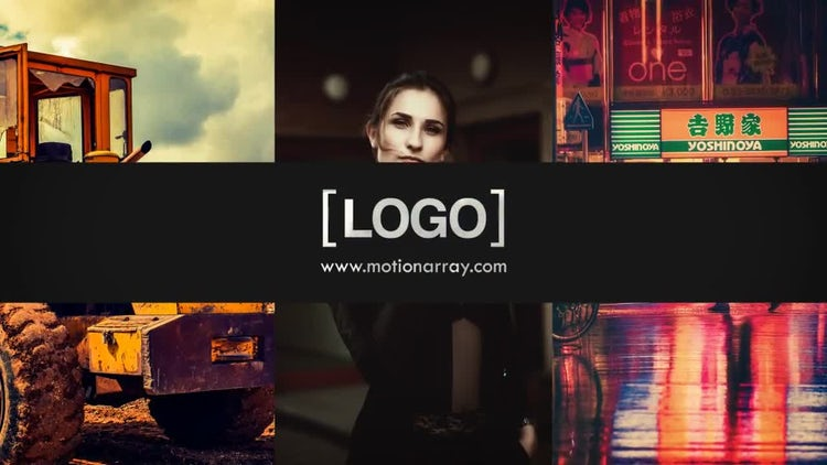 Openers Pack: After Effects Templates