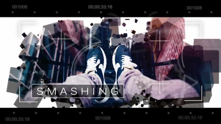 Epic Inspiring Cinematic Particular Slideshow: After Effects Templates