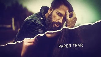 Paper Slideshow: After Effects Templates