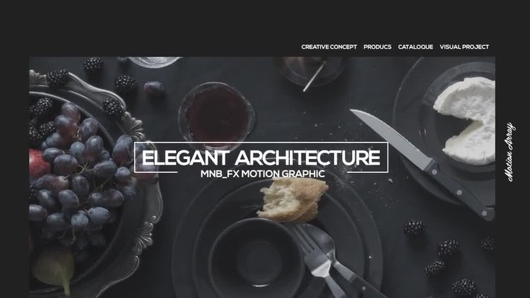 Elegant Architecture Promo: After Effects Templates