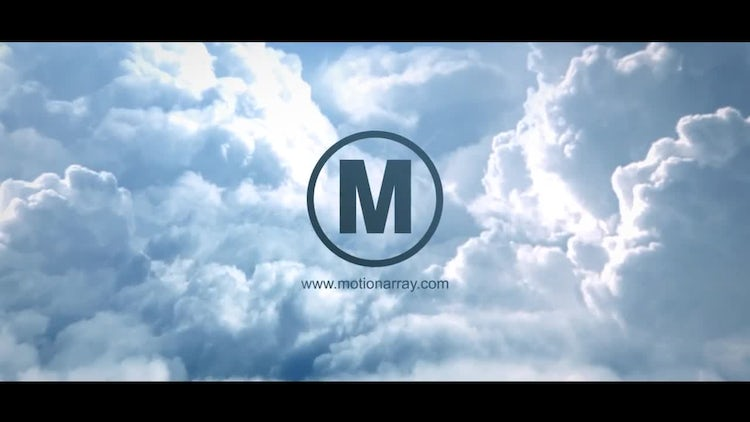 Sky Logo: After Effects Templates