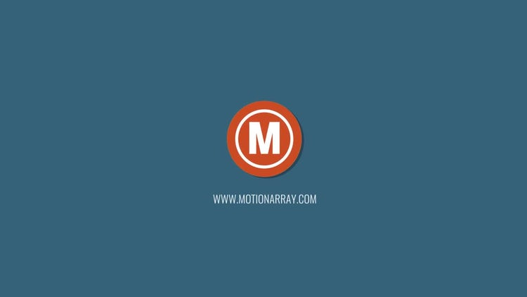 Short Minimal Logo V.2: After Effects Templates