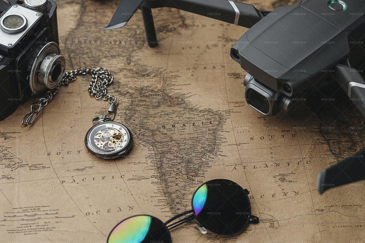 Drone Photography World Trip: Stock Photos