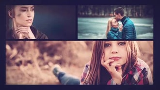 Smile Slideshow: After Effects Templates