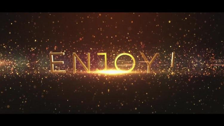 Golden Trailer: After Effects Templates