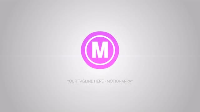 Clean Flip Logo: After Effects Templates