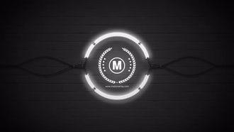Logo Lamp V_02: Premiere Pro Templates
