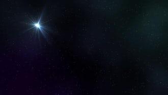 Starry Night: Motion Graphics
