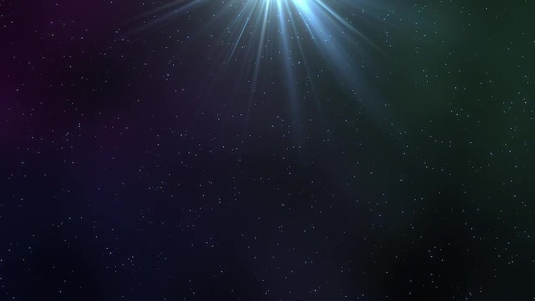 Star Shine: Motion Graphics