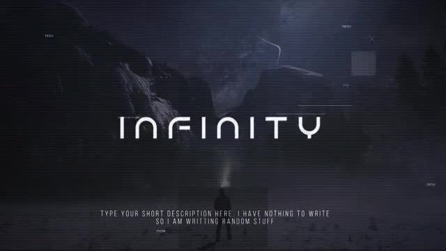 Infinity: Premiere Pro Templates