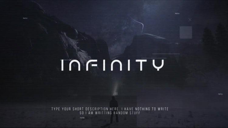 Infinity: Premiere Pro Templates