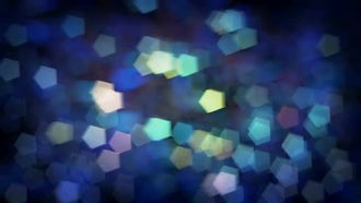 Bokeh Light Background: Motion Graphics