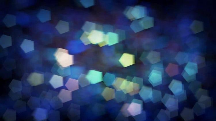 Bokeh Light Background: Motion Graphics