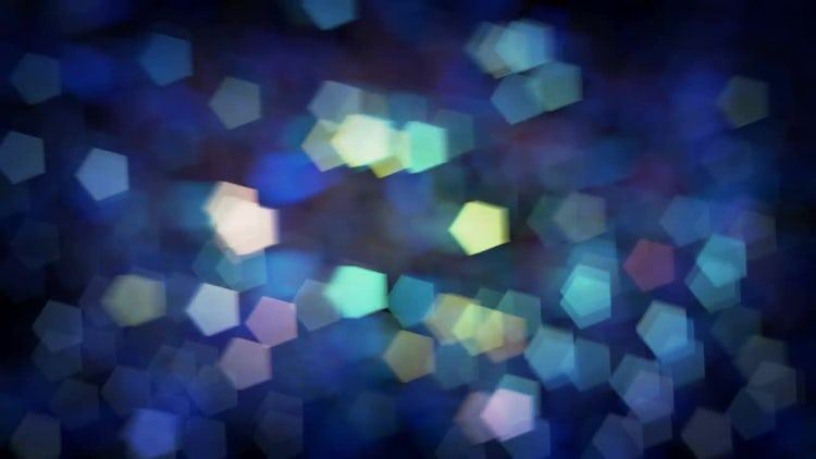 Bokeh Light Background: Stock Motion Graphics