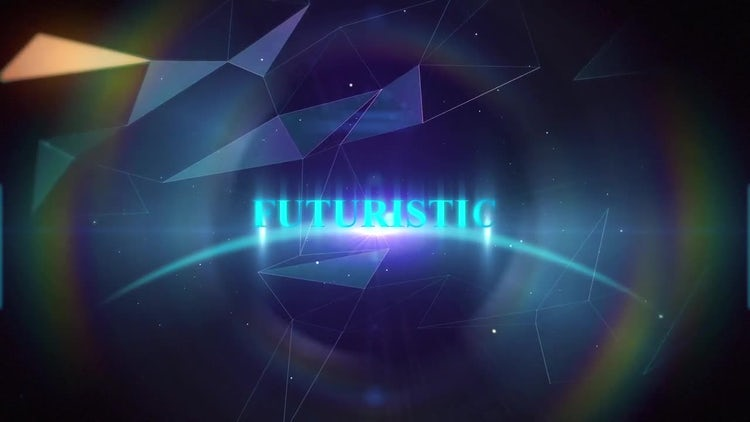 Futuristic Opener: After Effects Templates