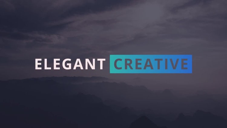 14 Modern Titles: After Effects Templates