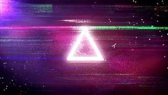 Cyberpunk Glitch Logo Opener: After Effects Templates