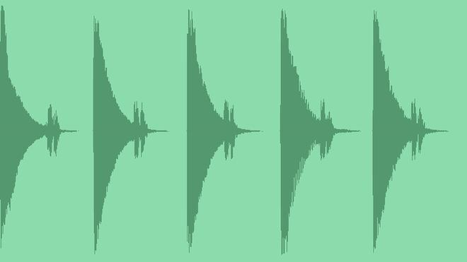 Bass Drop - Sound Effects | Motion Array