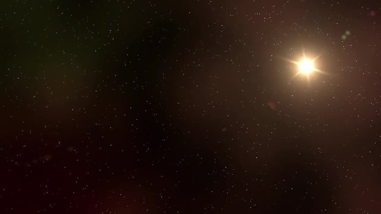 Star Flight: Motion Graphics