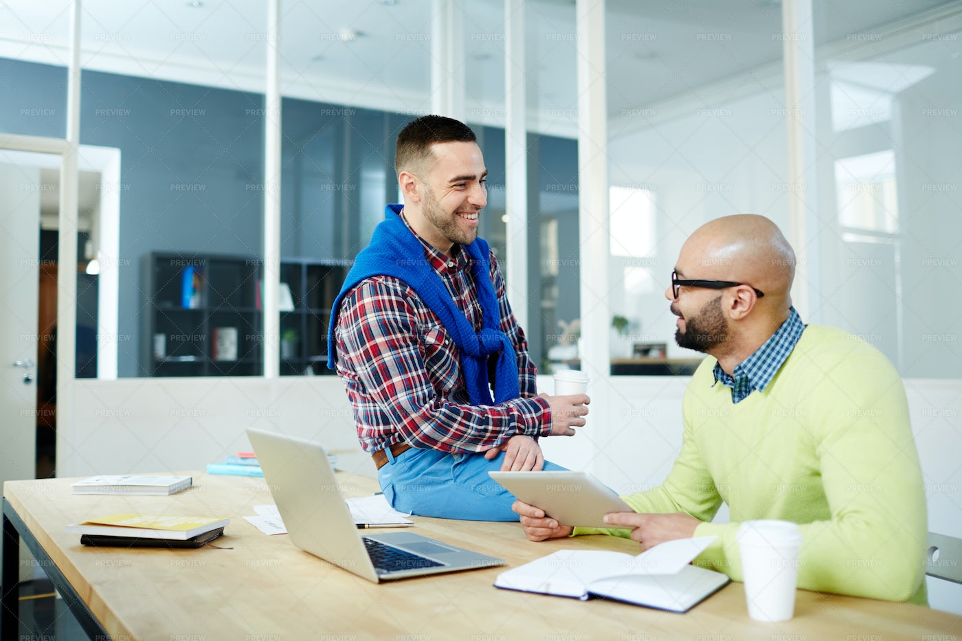 Designers In Office: Stock Photos
