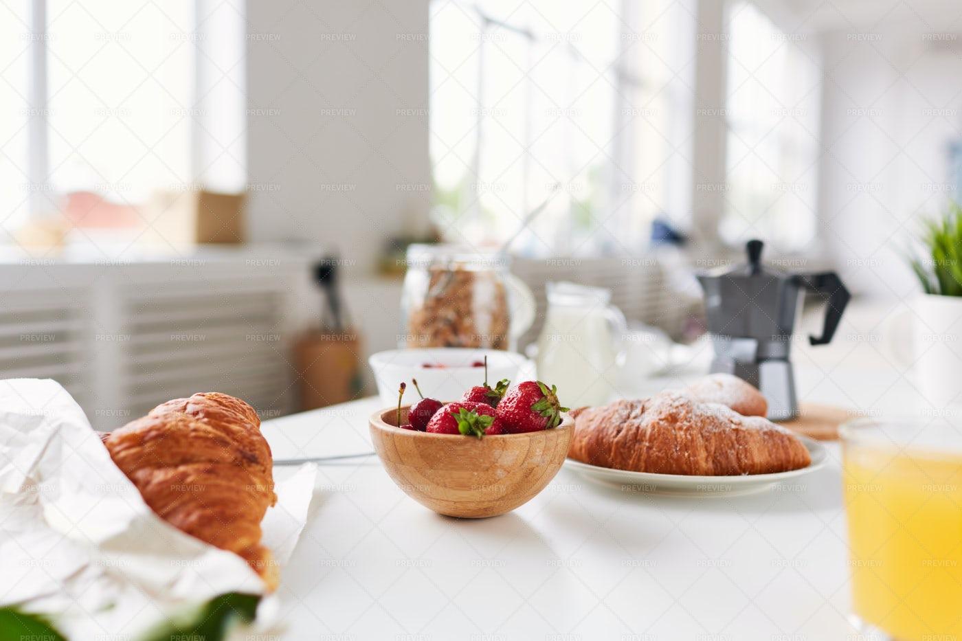Food On Table: Stock Photos