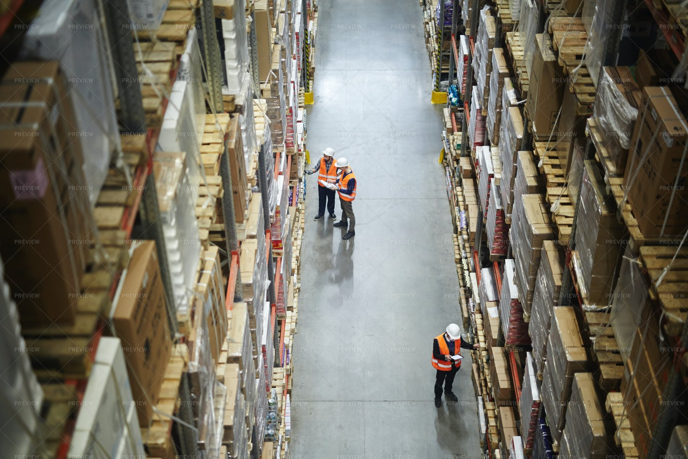 Storehouse Work: Stock Photos