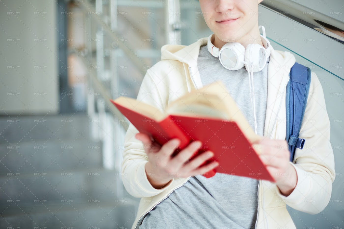 Student Reading: Stock Photos