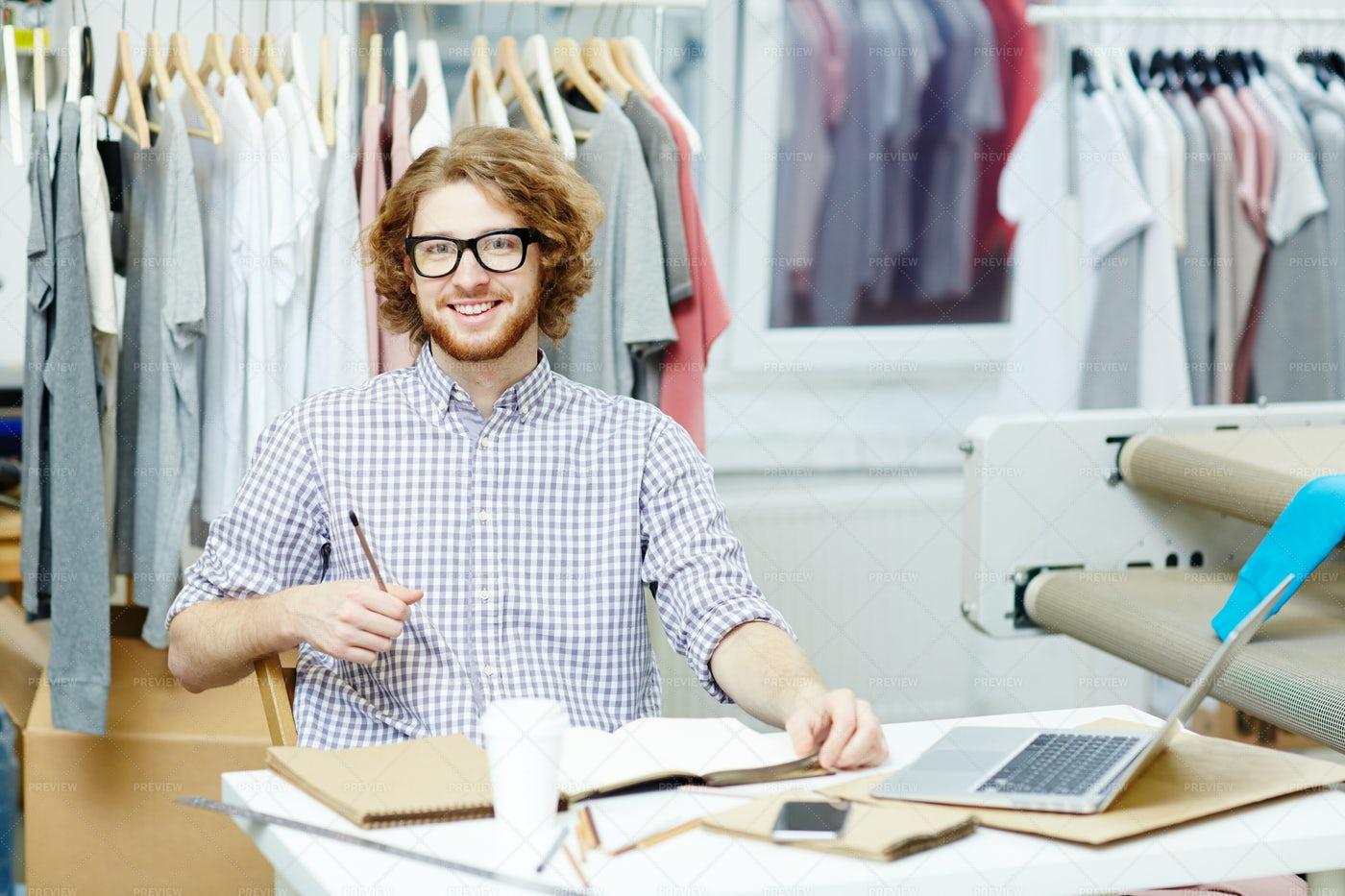 Young Enterpreneur: Stock Photos