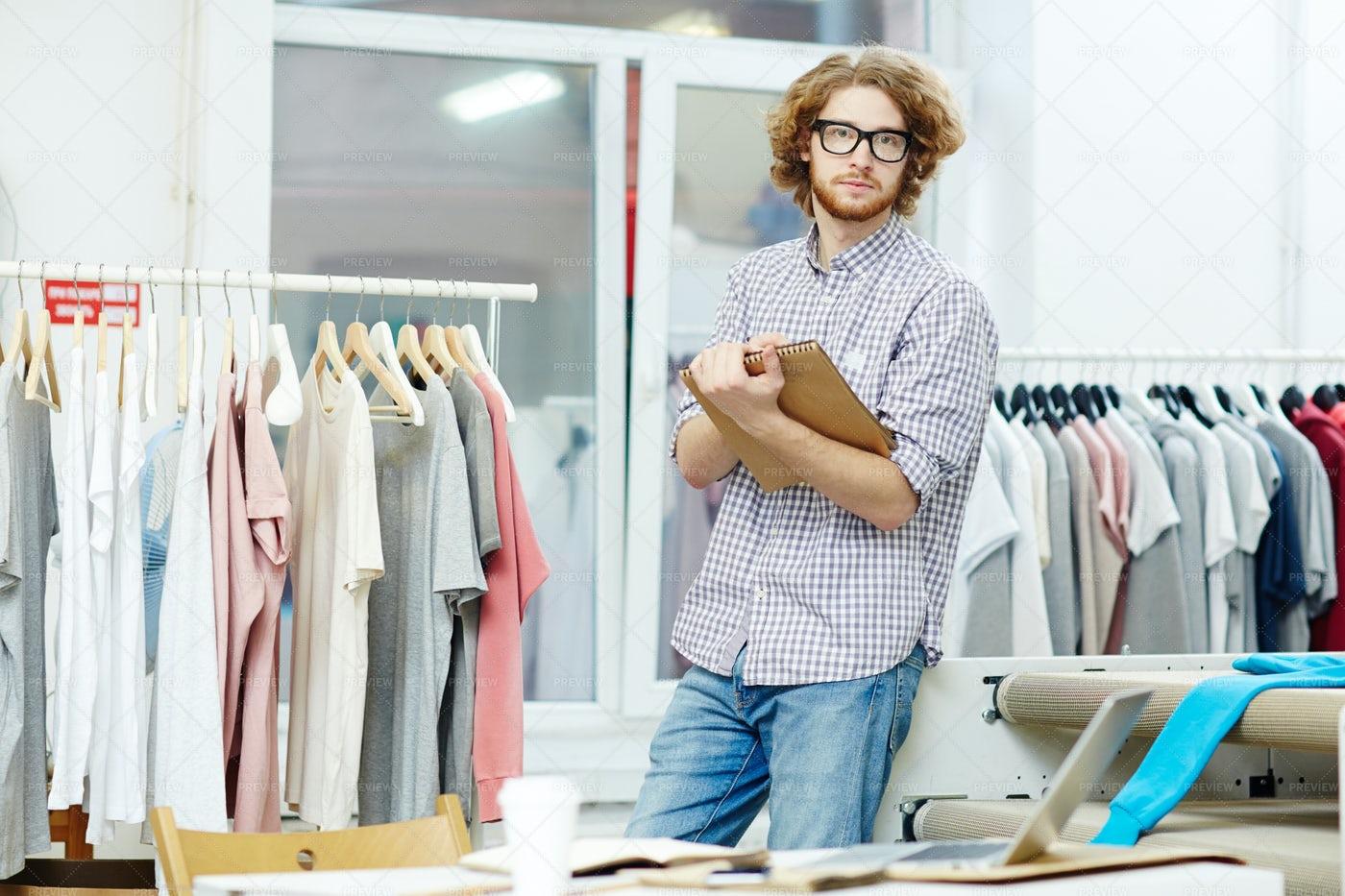 Clothes Shop: Stock Photos