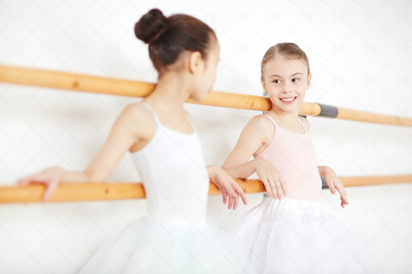 Little Performers: Stock Photos
