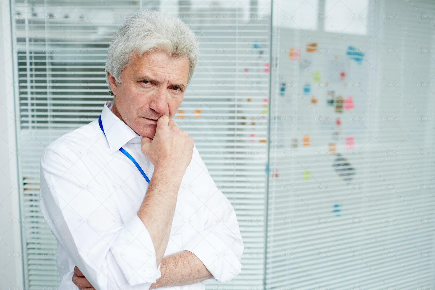 Concentrated On Work: Stock Photos