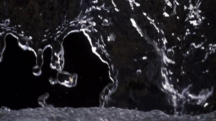 Water Drop: Stock Video