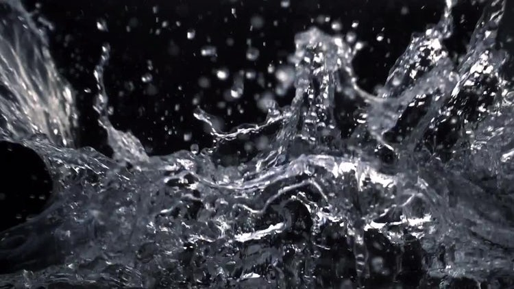 Water Splash: Stock Video