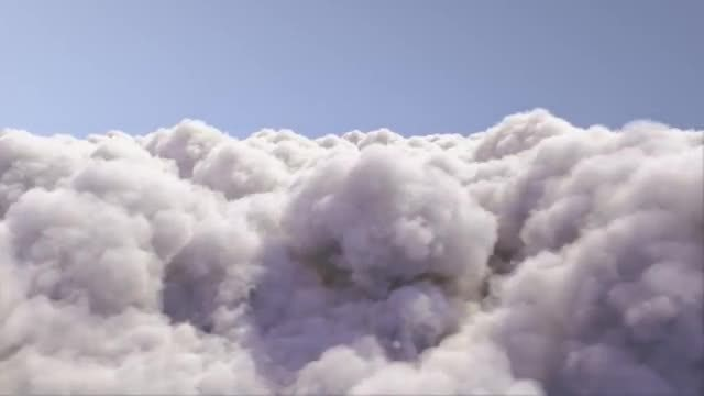 Above The Clouds: Stock Motion Graphics