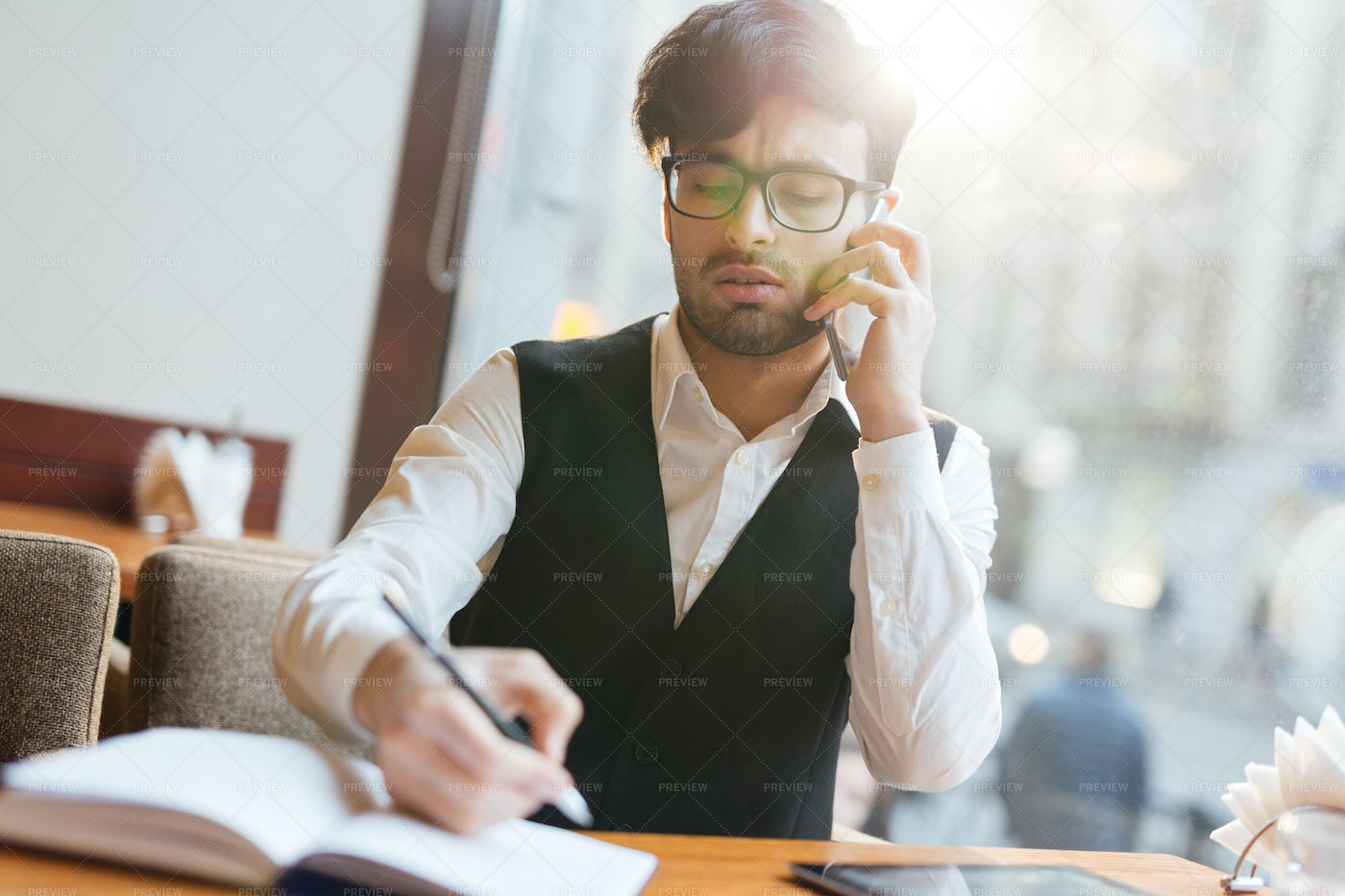 Mobility In Business: Stock Photos
