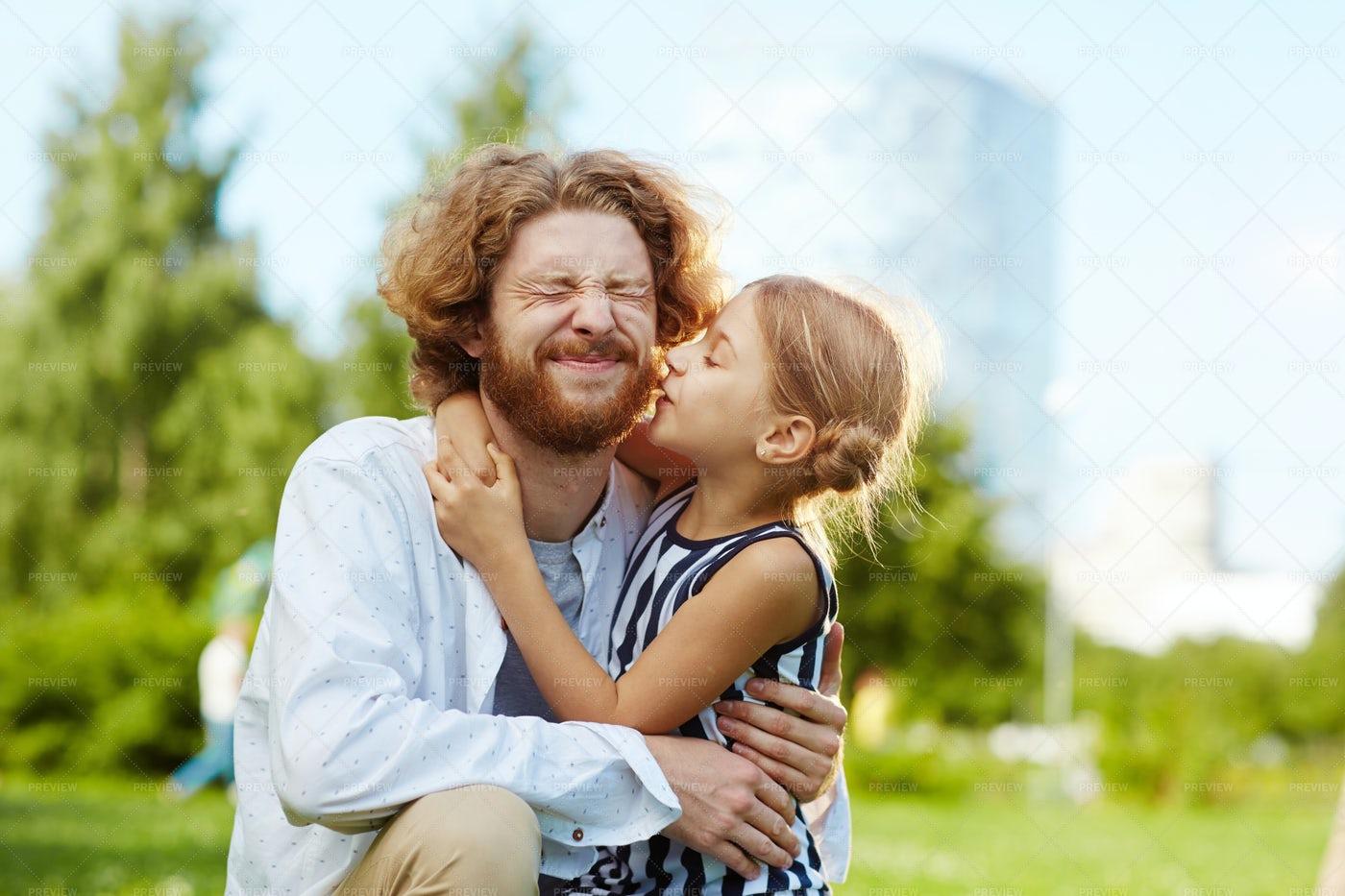 Father Girl: Stock Photos