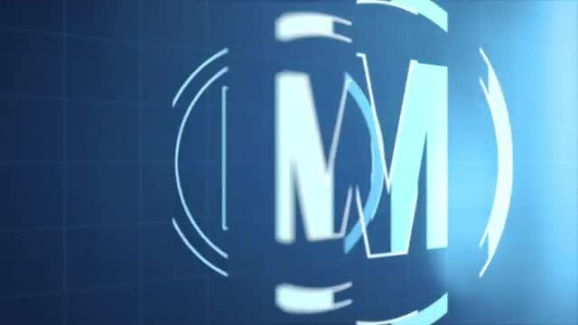 Tech Logo Sweep: After Effects Templates