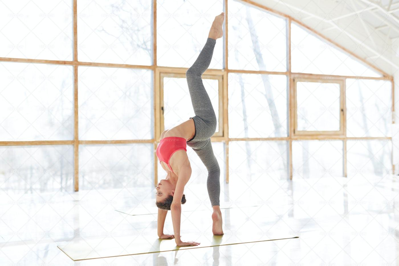 Yoga Activity: Stock Photos