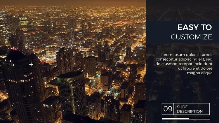 Corporate Opener: Premiere Pro Templates