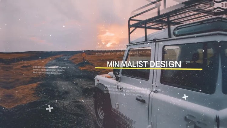 Parallax Slideshow: After Effects Templates