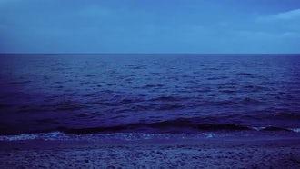 Night Sea: Stock Footage