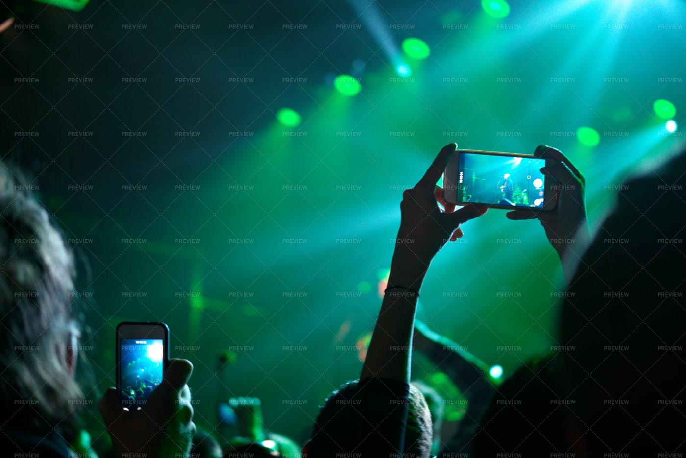Rock Concert: Stock Photos