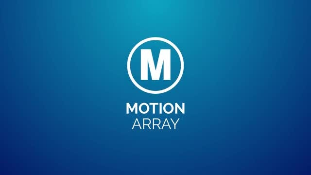 Elegantly Animated Corporate Text and Logo: After Effects Templates