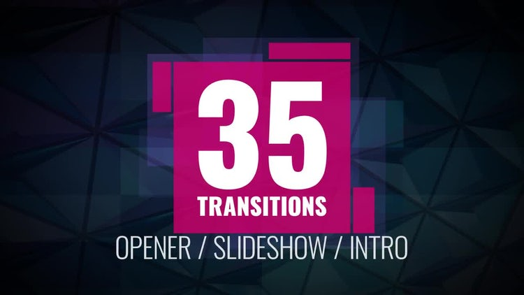 Fast Transitions & Dynamic Opener: Premiere Pro Templates