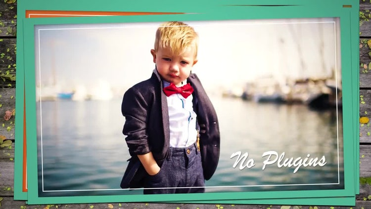 Kids Gallery: After Effects Templates