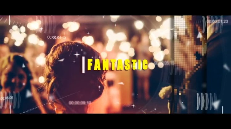 Inspiring Epic Cinematic Slideshow : After Effects Templates