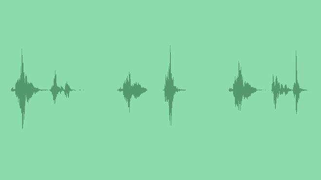 Metallic Creaking: Sound Effects